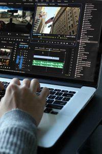 Adobe Premiere Pro mit Mac